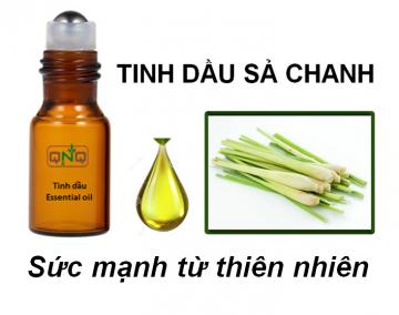 Tinh dầu sả nguyên chất