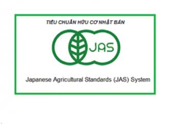 Chương trình hữu cơ của chính phủ Nhật Bản (JAS)