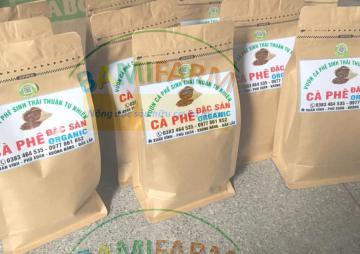 Đắc Lắc - Cà phê Krong's Zava